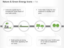 Dh Nuclear Plant With Light And Storage For Green Energy Generation Ppt Icons Graphics