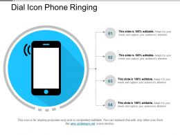 Dial Icon Phone Ringing