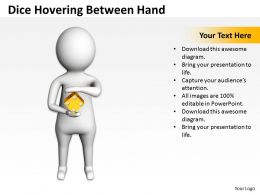 dice_hovering_between_hand_ppt_graphics_icons_powerpoint_Slide01
