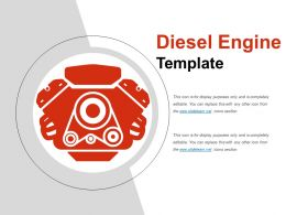 Diesel Engine Template