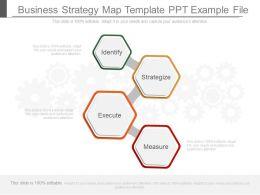 99486438 Style Circular Zig-Zag 4 Piece Powerpoint Presentation Diagram Infographic Slide