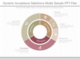 Different Dynamic Acceptance Salesforce Model Sample Ppt Files