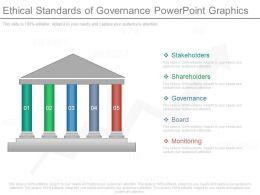 26768416 Style Essentials 1 Our Vision 5 Piece Powerpoint Presentation Diagram Infographic Slide