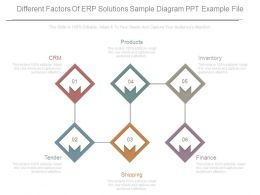 different_factors_of_erp_solutions_sample_diagram_ppt_example_file_Slide01