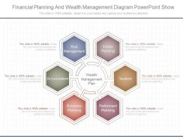 different_financial_planning_and_wealth_management_diagram_powerpoint_show_Slide01