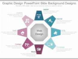 Different Graphic Design Powerpoint Slide Background Designs