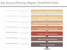 Different Key Account Planning Diagram Powerpoint Guide