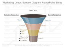 different_marketing_leads_sample_diagram_powerpoint_slides_Slide01