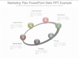 Different Marketing Plan Powerpoint Slide Ppt Example