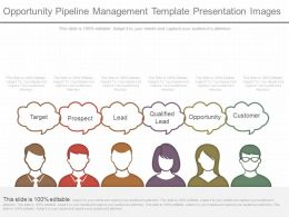 Different Opportunity Pipeline Management Template Presentation Images