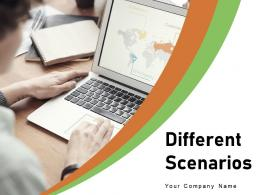 Different Scenarios Business Planning Environment Solutions Architecture Development Investment