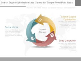 Different Search Engine Optimization Lead Generation Sample Powerpoint Ideas