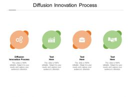 Diffusion Innovation Process Ppt Powerpoint Presentation Summary Cpb