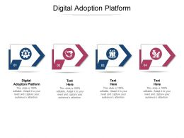 Digital Adoption Platform Ppt Powerpoint Presentation Infographic Template Design Inspiration Cpb