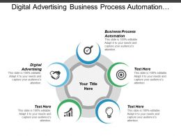 Digital Advertising Business Process Automation Corporate Event Management Cpb