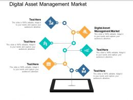 Digital Asset Management Market Ppt Powerpoint Presentation File Visual Aids Cpb