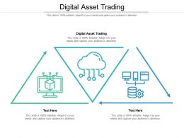 Digital Asset Trading Ppt Powerpoint Presentation Show Ideas Cpb