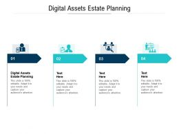 Digital Assets Estate Planning Ppt Powerpoint Presentation Layouts Clipart Cpb