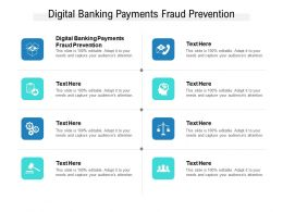 Digital Banking Payments Fraud Prevention Ppt Powerpoint Presentation Layouts Model Cpb