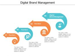 Digital Brand Management Ppt Powerpoint Presentation Icon Graphic Images Cpb