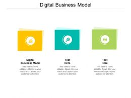 Digital Business Model Ppt Powerpoint Presentation Portfolio Design Ideas Cpb