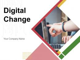 Digital Change Process Assessment Environment Business Products