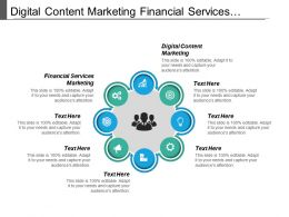 Digital Content Marketing Financial Services Marketing Financial Marketing Services Cpb