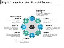 Digital Content Marketing Financial Services Marketing Financial Marketing Services Cpb
