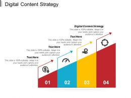 Digital Content Strategy Ppt Powerpoint Presentation Portfolio Inspiration Cpb