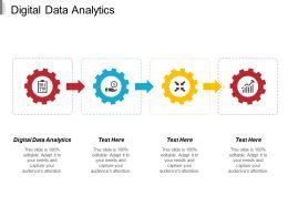Digital Data Analytics Ppt Powerpoint Presentation Portfolio Professional Cpb