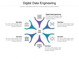 Digital Data Engineering Ppt Powerpoint Presentation Model Background Images Cpb