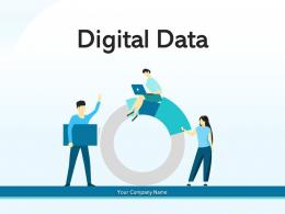 Digital Data Information Research Development Processing Gear Business
