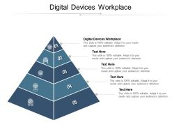 Digital Devices Workplace Ppt Powerpoint Presentation Ideas Example File Cpb