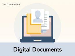 Digital Documents Authoritative Signature Certificate Compressed Storage