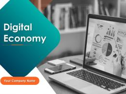 Digital Economy Powerpoint Presentation Slides