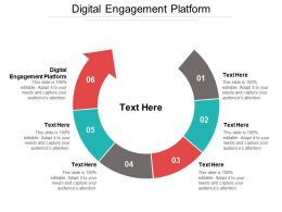 Digital Engagement Platform Ppt Powerpoint Presentation File Templates Cpb