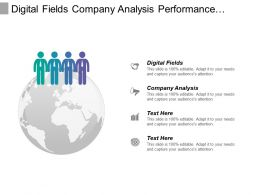 Digital Fields Company Analysis Performance Alignment Performance Barriers