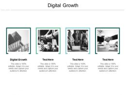 Digital Growth Ppt Powerpoint Presentation Infographic Template Backgrounds Cpb