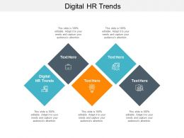 Digital HR Trends Ppt Powerpoint Presentation Styles Images Cpb