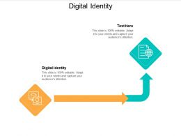 Digital Identity Ppt Powerpoint Presentation Portfolio Model Cpb
