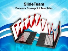 Digital Image Technology Powerpoint Templates And Themes Business Presentation