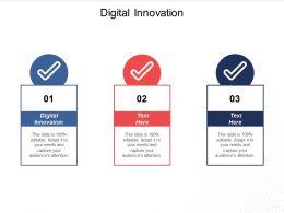 Digital Innovation Ppt Powerpoint Presentation Icon Ideas Cpb