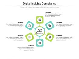 Digital Insights Compliance Ppt Powerpoint Presentation Show Inspiration Cpb