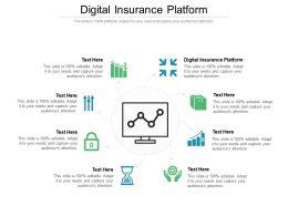 Digital Insurance Platform Ppt Powerpoint Presentation Show Example File Cpb