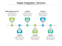 Digital Integration Services Ppt Powerpoint Presentation Summary Graphic Images Cpb