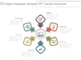 Digital Integration Template Ppt Sample Download