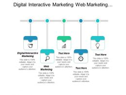 Digital Interactive Marketing Web Marketing Customer Relationship Management Cpb