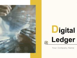 Digital Ledger Powerpoint Presentation Slides