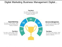 Digital Marketing Business Management Digital Marketing Startup Business Cpb
