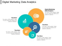 Digital Marketing Data Analytics Ppt Powerpoint Presentation Pictures Design Inspiration Cpb